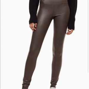Wilfred Free Vegan Leather tights